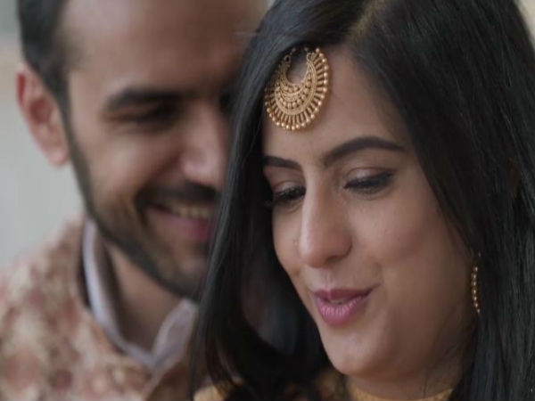 This Indo-Pak couple's journey to their wedding