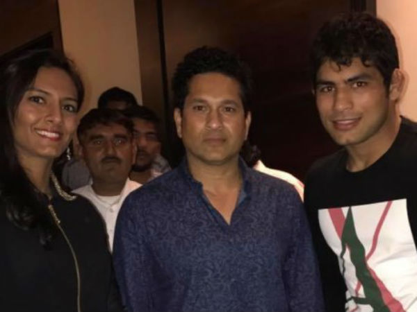 Dangal: Geeta Phogat elated with support from Sachin Tendulkar, Aamir Khan