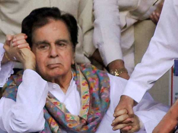 Legendary actor Dilip Kumar hospitalised