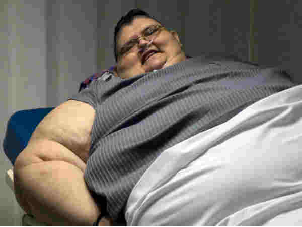 World most obese man will reduce his 590 kg weight in new year, know how