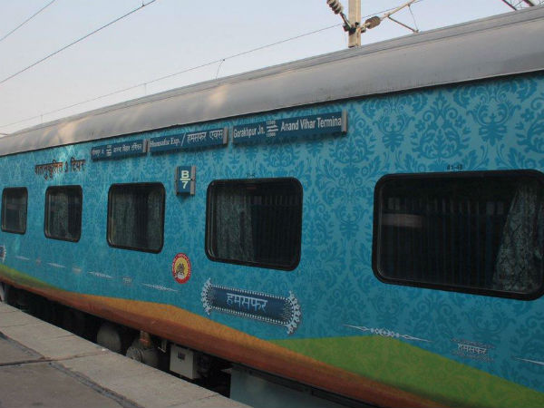 Humsafar Express: Affordable luxury with no concessions, launches Today
