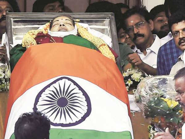 77 people died for 'Jayalalithaa', claims AIADMK