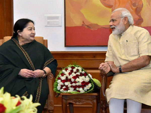 The Relationship between BJP and AIADMK to get cosier after Jayalalithaa