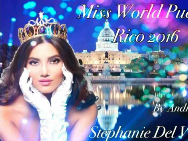 Miss Puerto Rico Stephanie del Valle is crowned Miss World 2016