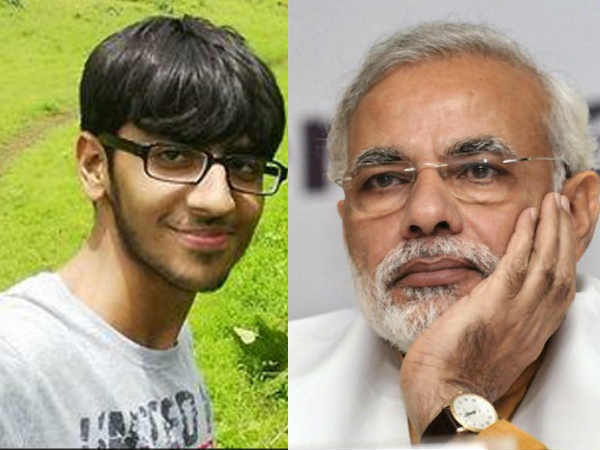 22-Year-Old Claims He Has Hacked Into PM Modi's App