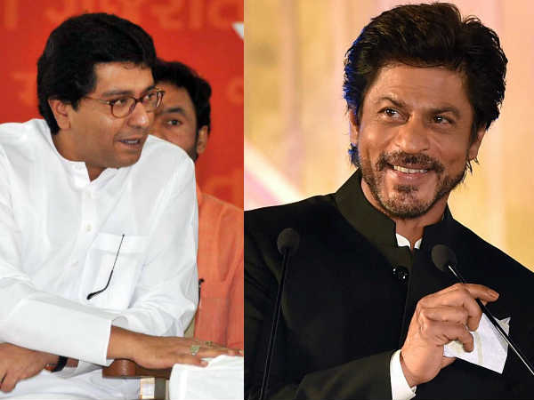 Shah Rukh Khan promised Raj Thackeray he won't work with Pakistani actors