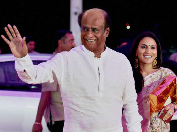 Rajinikanth Not To Celebrate Birthday In View Of Jayalalithaa's Death