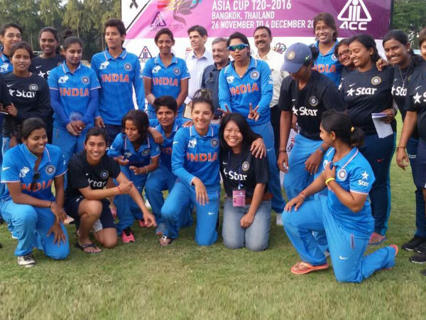 India Women outclass Nepal, set new T20 record