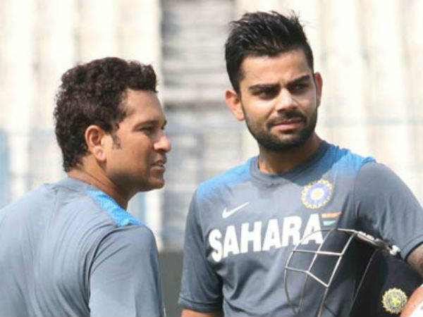 Sachin Tendulkar's 'best advice' helped me, says Virat Kohli after 235-run knock