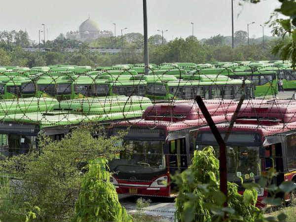Delhi government may reduce bus fares by over 50 per cent