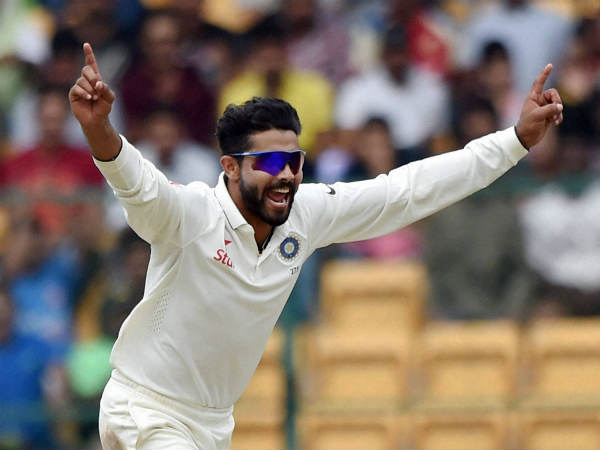 Ind vs Eng: Ravindra Jadeja captured England skipper Alastair Cook for the 6TH time in the series