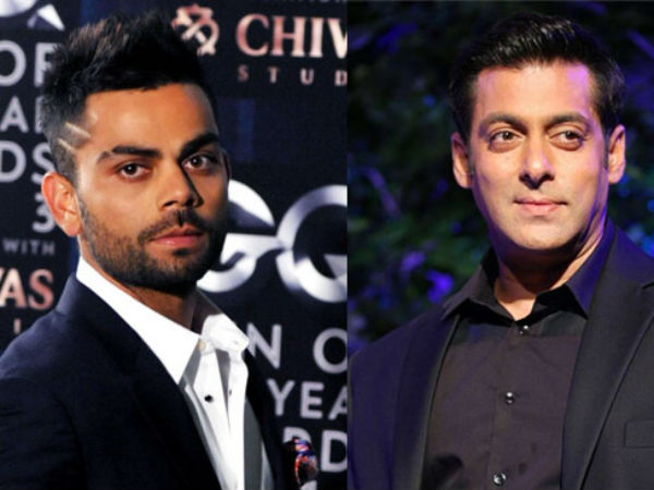 Salman Khan tops 2016 Forbes India Celebrity 100 List; Virat Kohli at No. 3