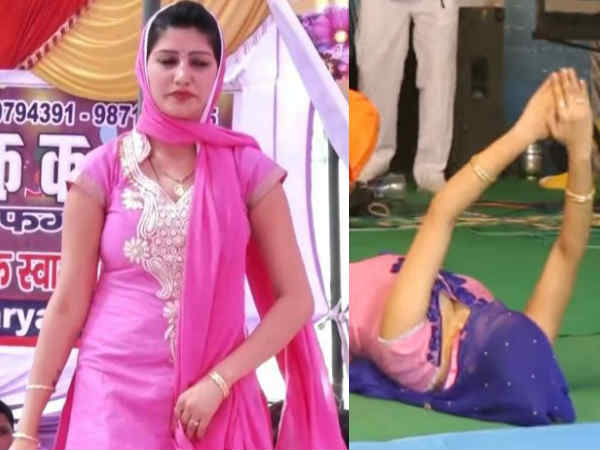 Sapna Chaudhary's new Nagin dance video goes viral
