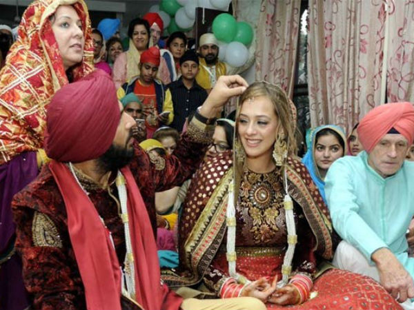 Hazel Keech Changed Her Name To Gurubasant Kaur After Marriage with Yuvraj Singh
