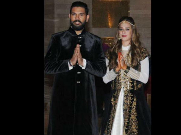 Yuvraj Singh-Hazel Keech Stay Alone And Have No Meddling From Shabnam-Akanksha Sharma