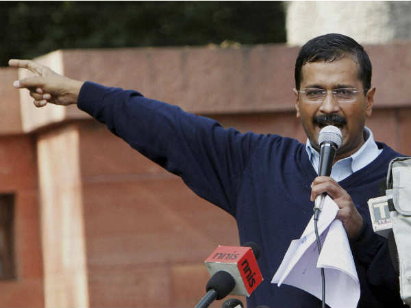 Modi sounds hollow, a subject of ridicule internationally: Arvind Kejriwal