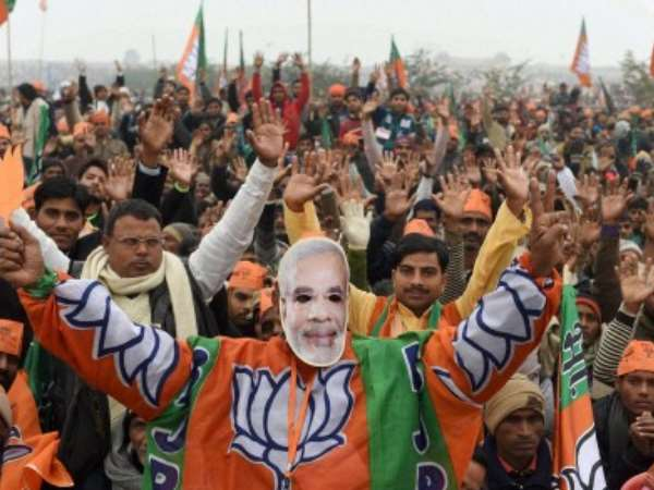 BJP likely to announce its first list of candidate for UP election.