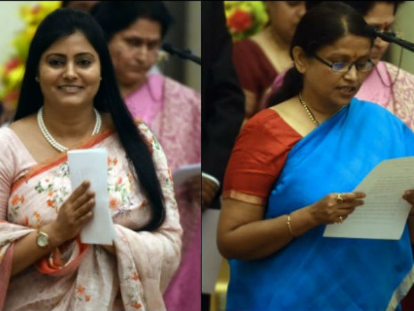 UP Assembly Election 2017: Now Patch Up Between mother Krishna and daughter Anupriya Patel