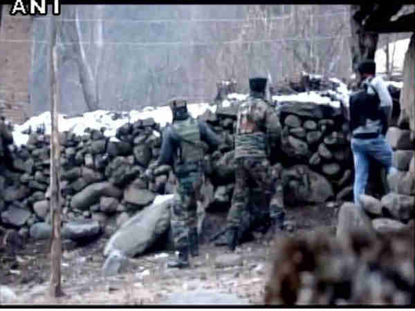 J&K: Encounter underway between security forces & terrorists in Anantnag's Awoora village