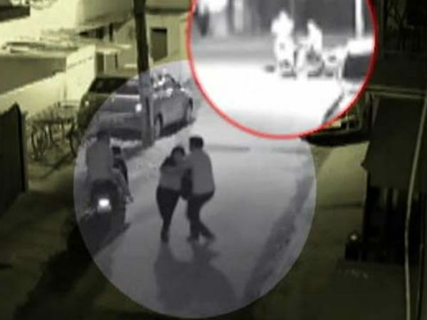 More Shame For Bengaluru. Woman Molested On Street, Shows Video