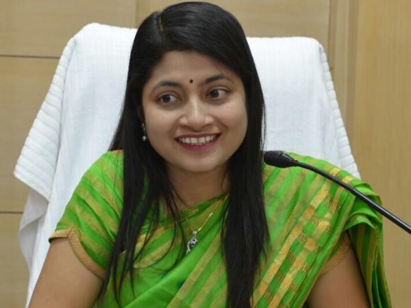 Complain B Chandrakala Election Commission