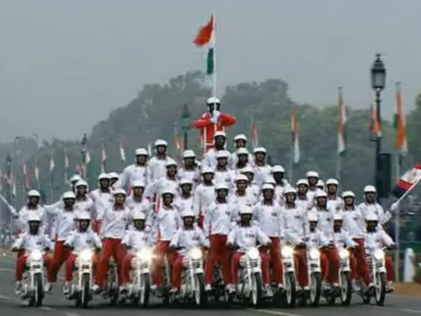 26th January Live: India is all set to celebrate its 68th Republic Day today