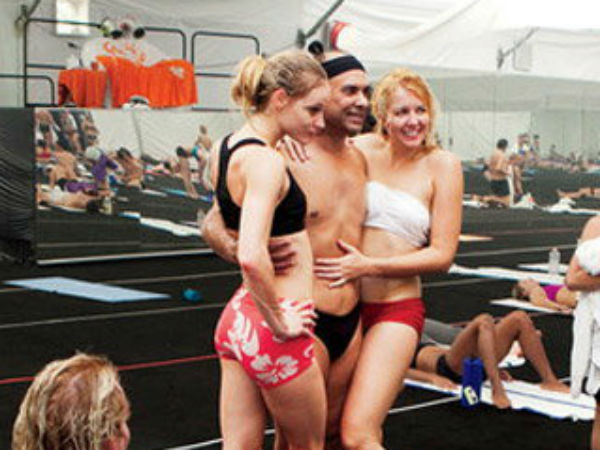 British woman wins control of Hot yogi Bikram Choudhury's empire and 43 luxury cars after sexual harassment