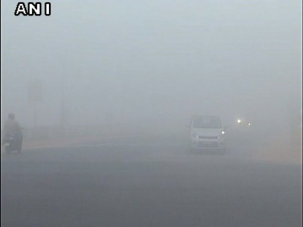 Dense fog engulfs Uttar Pradesh, visibility poor,70 trains late and 7 cancelled