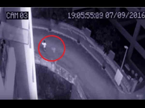 Ghost Caught in Camera, You cant believe on your eyes, watch Video