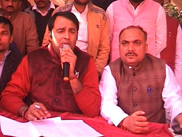 Meerut Bjp Mla Sangeet Som Blame Samajwadi Party