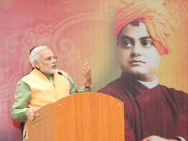 PM Modi and Swami Vivekananda: A tale of two Narendras in hindi