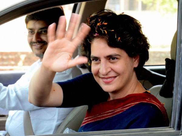 <strong>READ ALSO: ...तो सोनिया की जगह रायबरेली से चुनाव लड़ेंगी प्रियंका गांधी</strong>