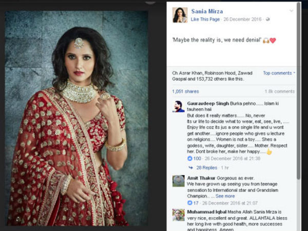 Sania Mirza becomes latest target of religious bigotry on social media