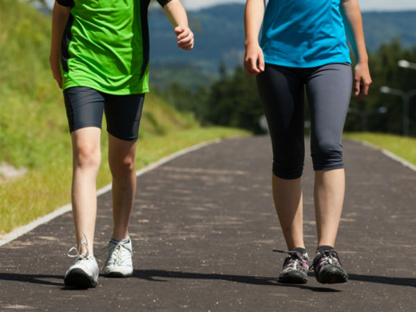 Fast walking is most popular exercise than running