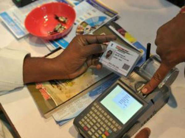 Centre pushes for fingerprint money transactions through Aadhaar Pay