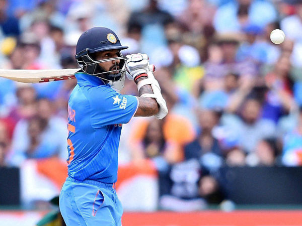 Shikhar Dhawan in hospital ahead of 3rd England ODI in Kolkata