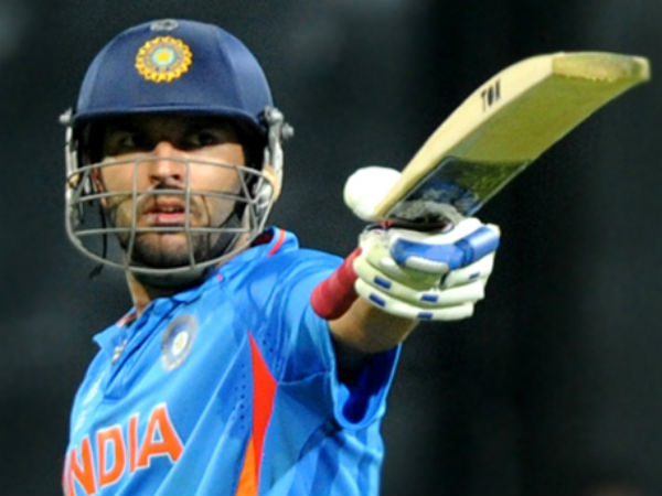 Cuttack One Day: Yuvraj Singh slams 14th ton, Marvellous Game against England