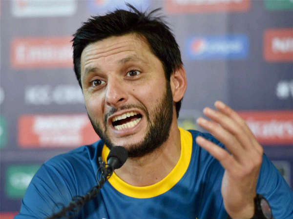 High time Kashmir issue is resolved: Shahid Afridi