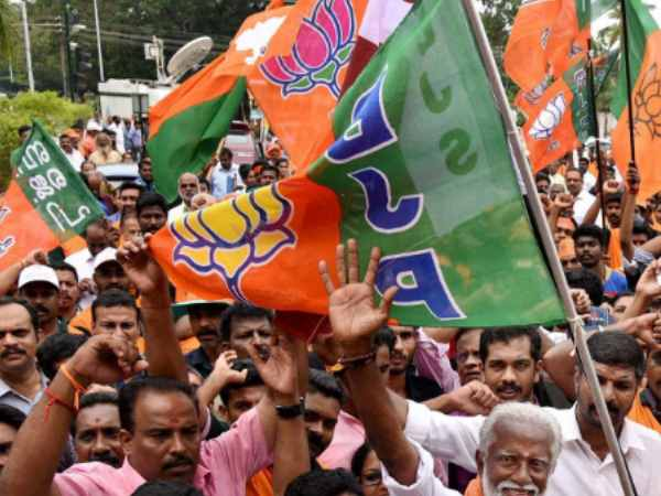 Total 33 Uttarakhand BJP leaders suspended from the party for six years
