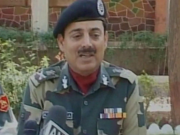 Tej Bahadur is perfectly fine, presently in Samba (J&K): BSF DG KK Sharma