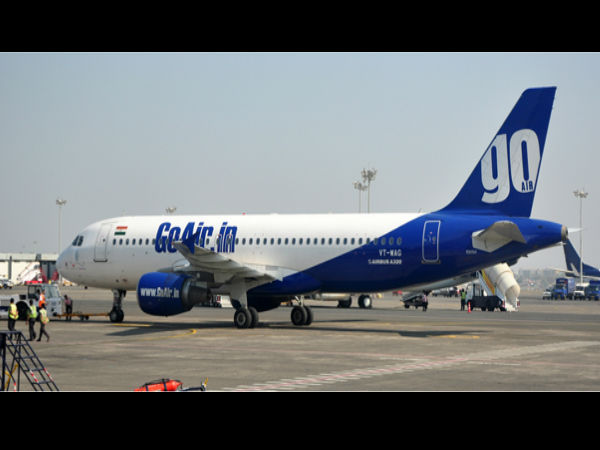 Delhi to Bengaluru Go Airways flight makes emergency landing at Delhi airport