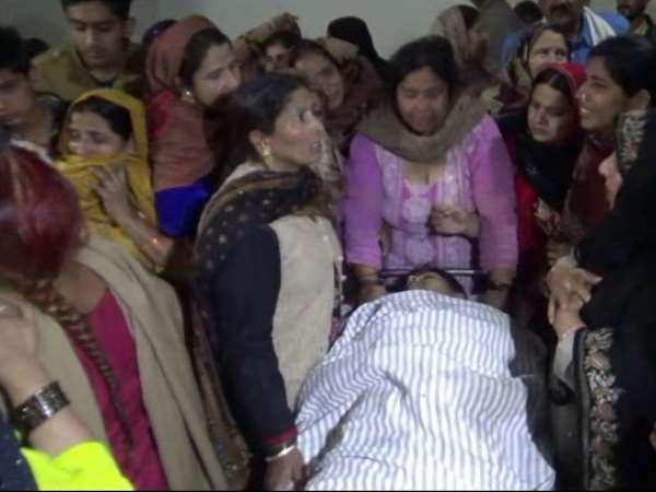 Double Murder Meerut Uttar Pradesh
