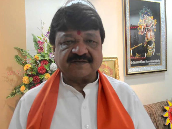 BJP's Vijayvargiya stirs row, compares Oppn unity to 'pack of dogs