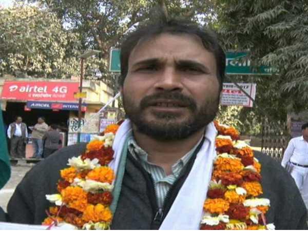 Man Declared Dead Documents Contest From Varanasi Up Assembl