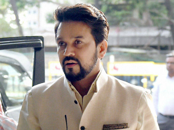 Big setback for Former BCCI chief Anurag Thakur from Supreme court