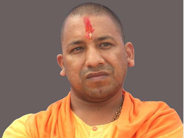 Image result for yogi adityanath