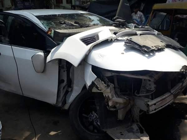 Image result for मशहूर एक्ट्रेस सोनिका चौहान की सड़क हादसे में मौत