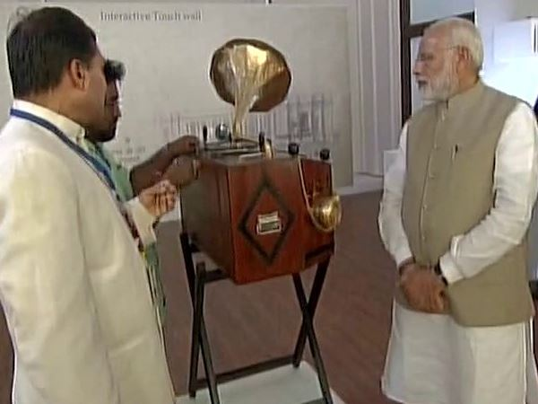 PM Modi an exhibition titled Swachagraha, marks 100 years Mahatma Gandhi satyagraha in Champaran.