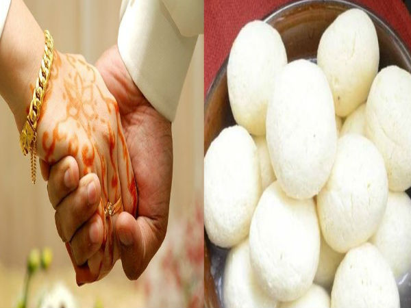 When a wedding was called off because of a rasgulla!