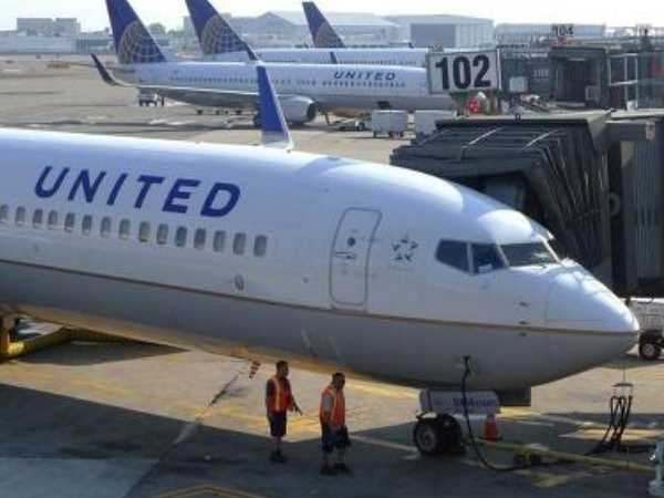 United Airlines has refunded every passenger on a flight because of an out of control stewardess.